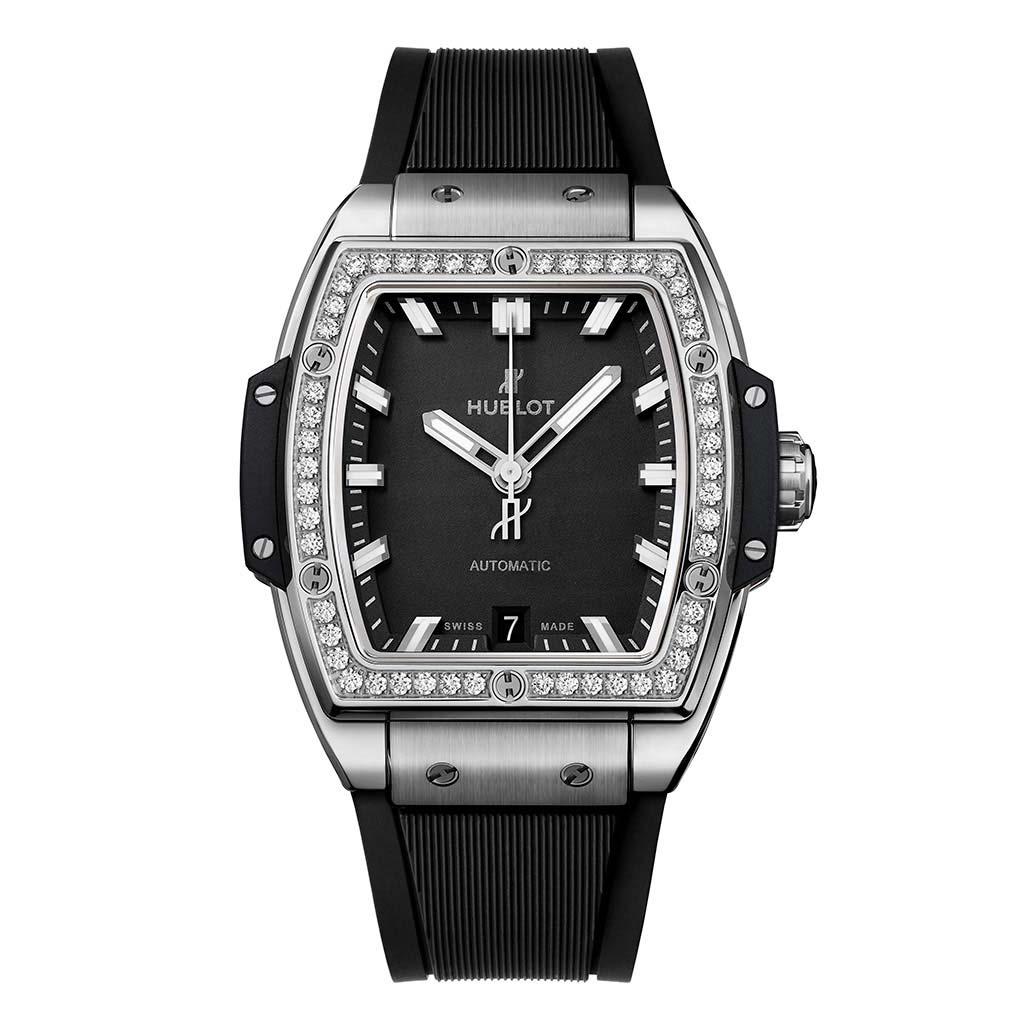 Spirit of Big Bang Titanium Diamonds
