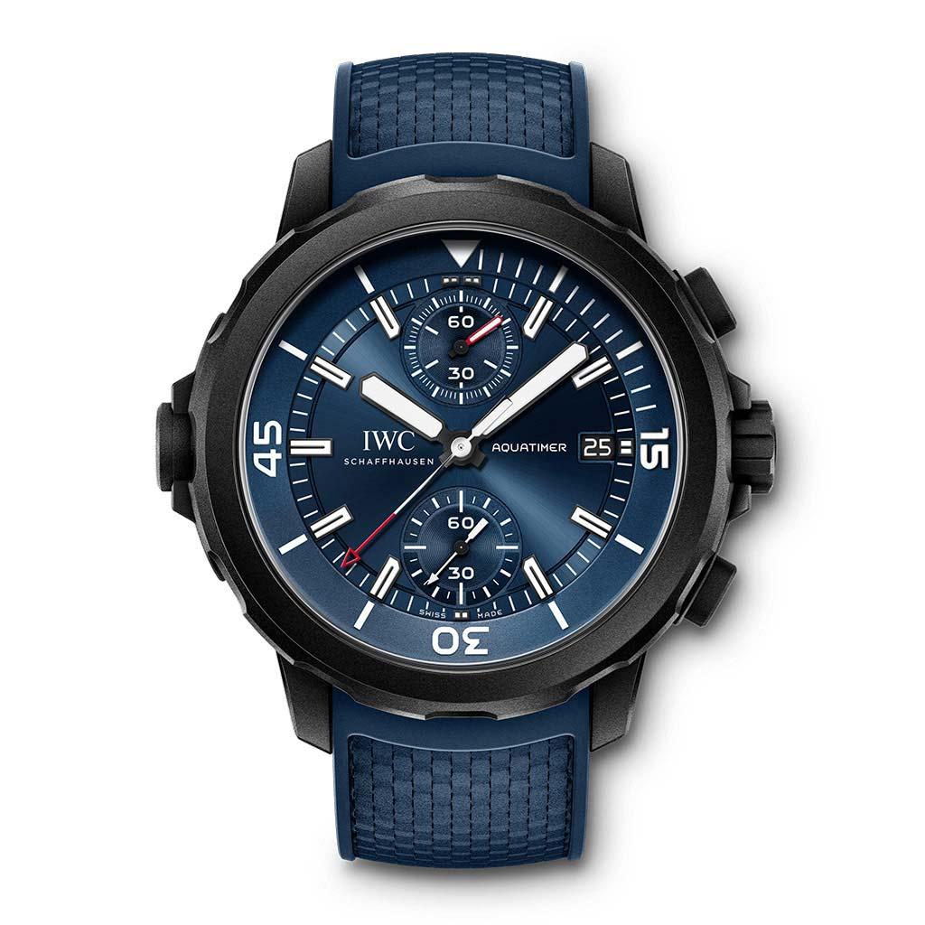 Aquatimer Chronograph Edition Laureus Sport For Good Watch