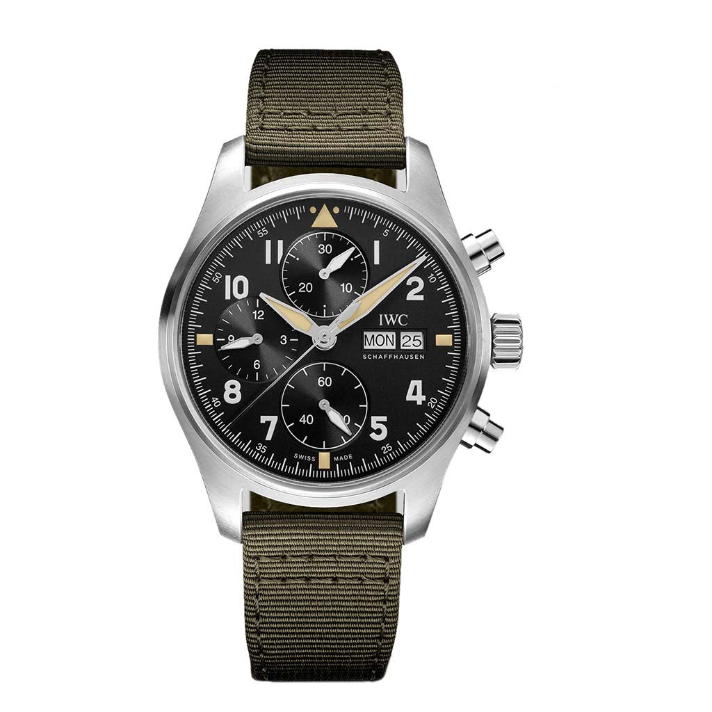 Pilots Watch Chronograph Spitfire Watch