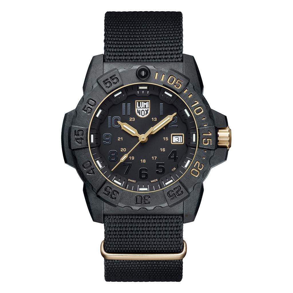 Navy Seal - 3501.Gold.Set Watch