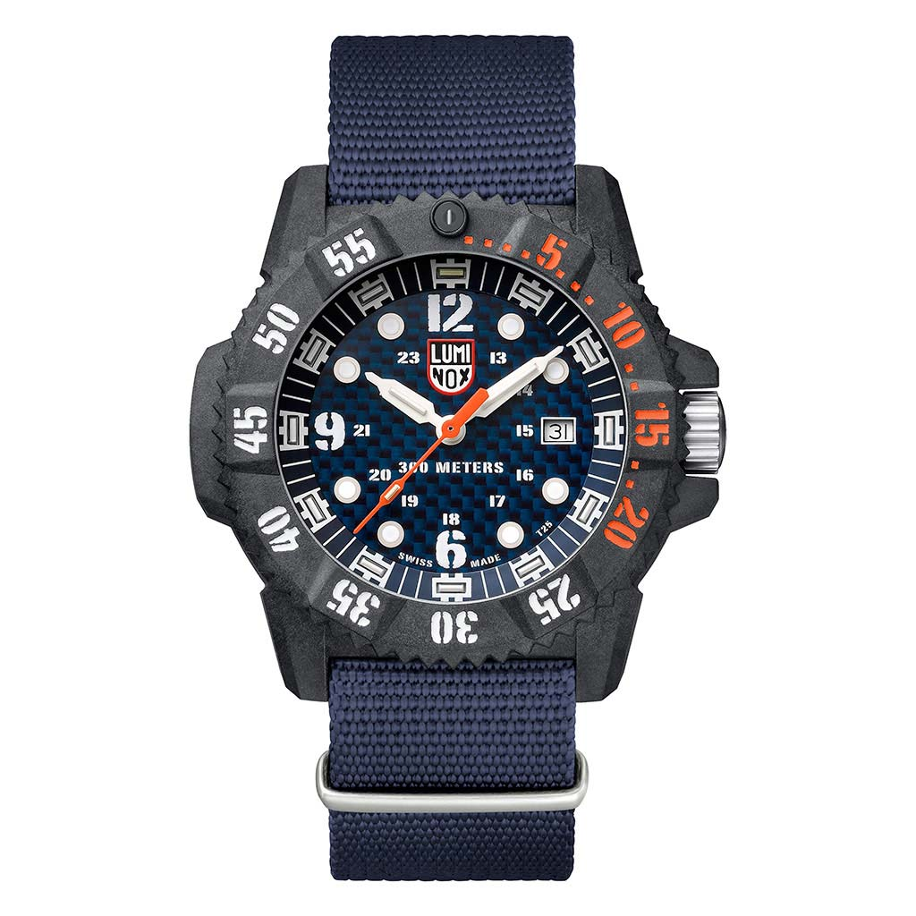 Master Carbon Seal - 3803.C Watch