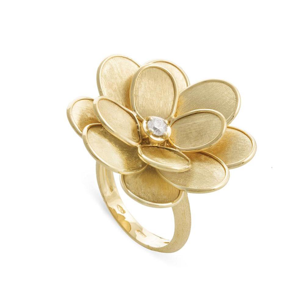 Petali Large Flower Ring
