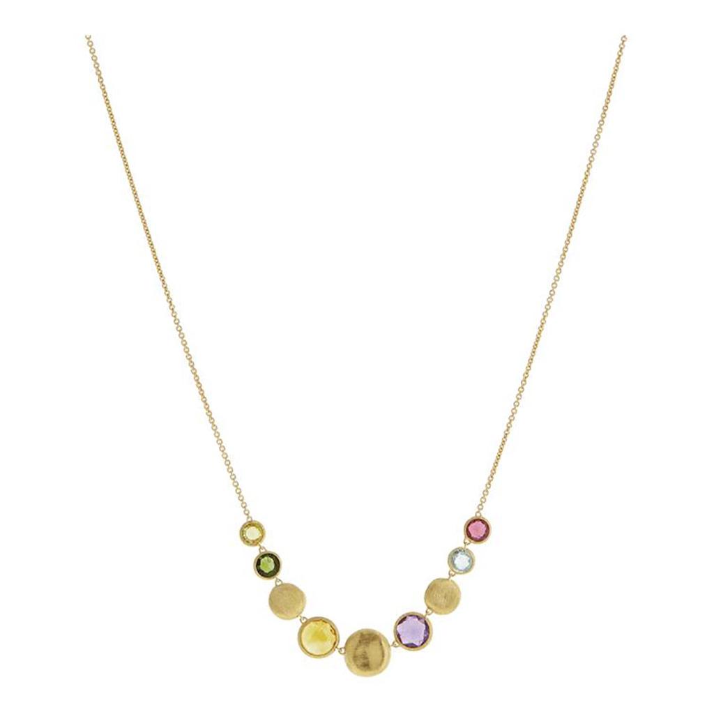 Jaipur Mixed Stone Necklace