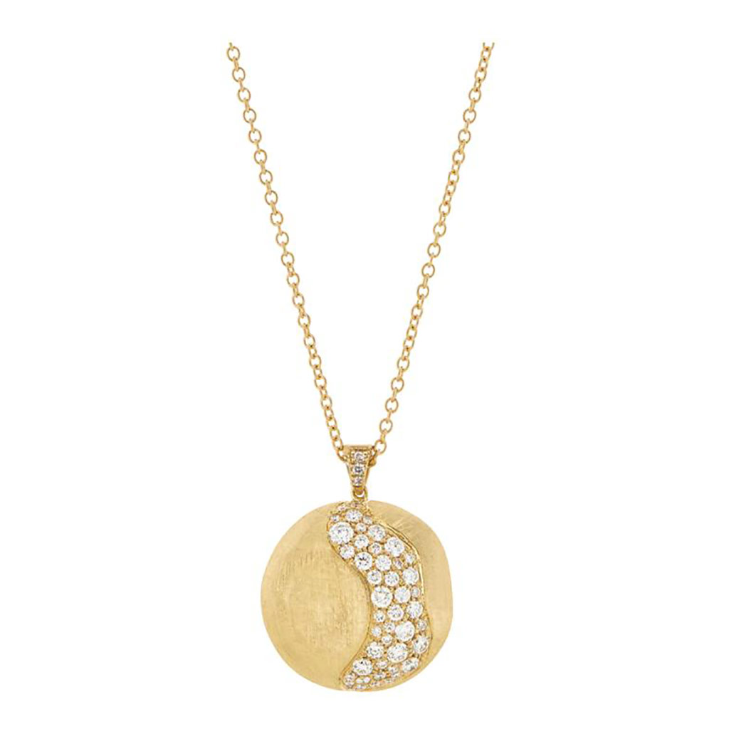 Africa Constellation Large Pendent Necklace