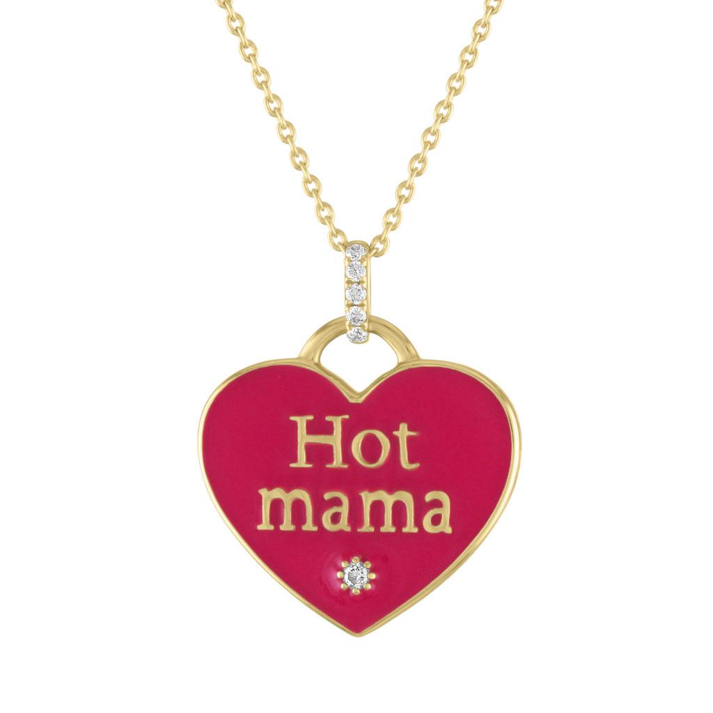 Hot Mama Pendant