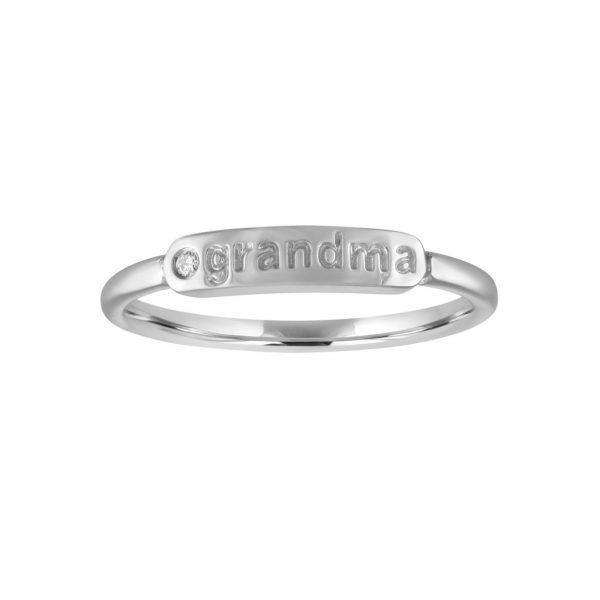The Twiggy Grandma Fashion Ring