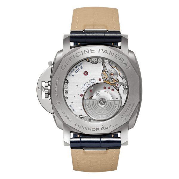 Luminor Due GMT Power Reserve Watch