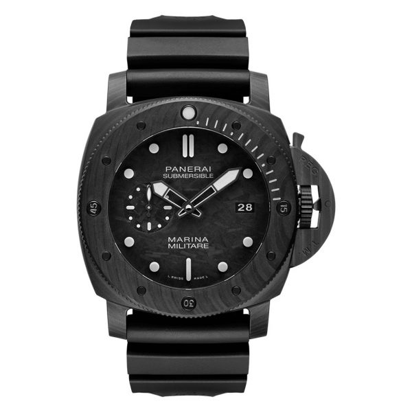 Submersible Marina Militare Carbotech Watch