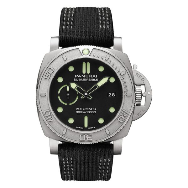 Submersible Mike Horn Edition Watch