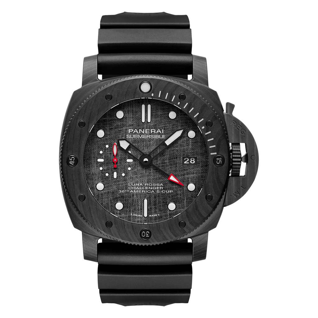 Submersible Luna Rossa Watch