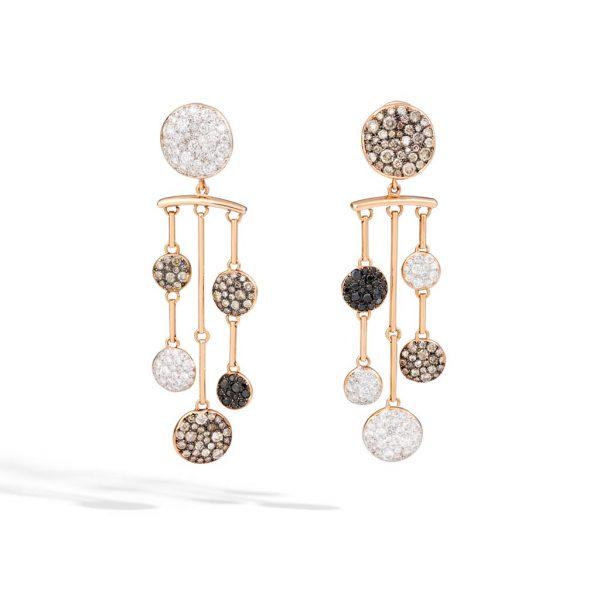 Sabbia Chandelier Earrings