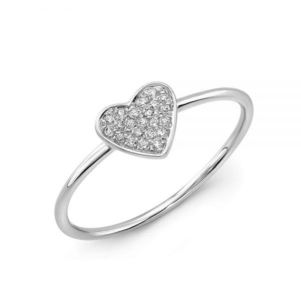 Le Petite Heart Ring W