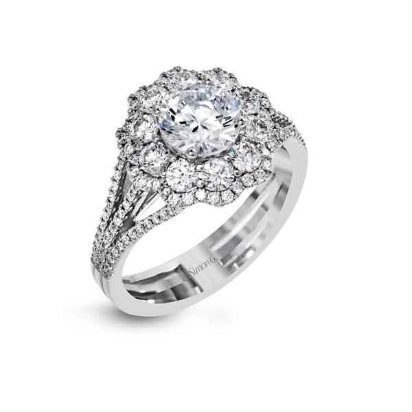 Passion Mr2624 Vintage Engagement Ring Zadok