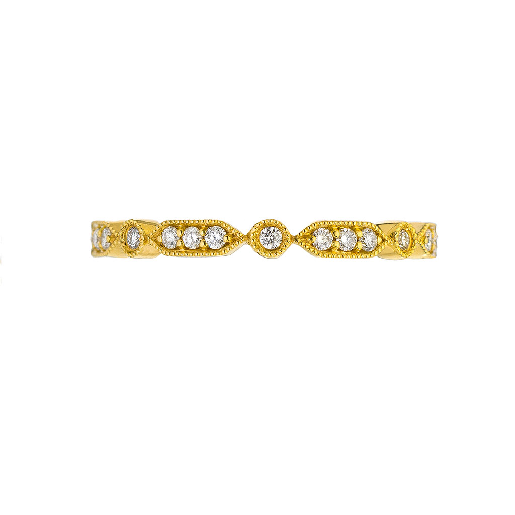 The Deco Mini Fashion Ring