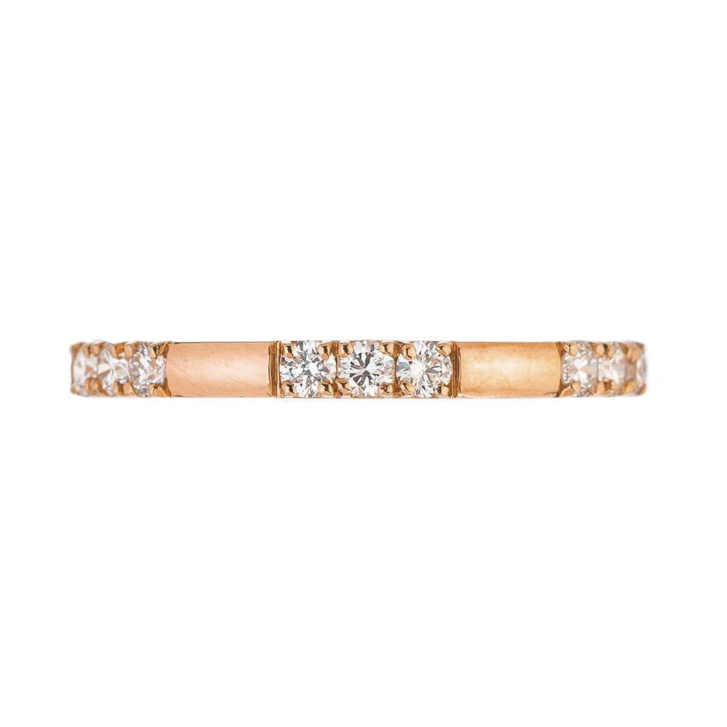 The Luna 3 Stone Fashion Ring