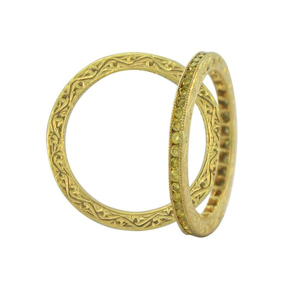 The Channel Fashion Ring