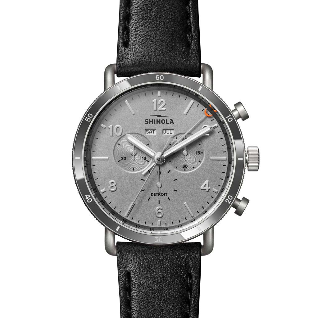 The Canfield Sport 45mm Watch