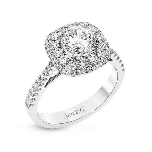 Modern Enchantment MR2827 Engagement Ring