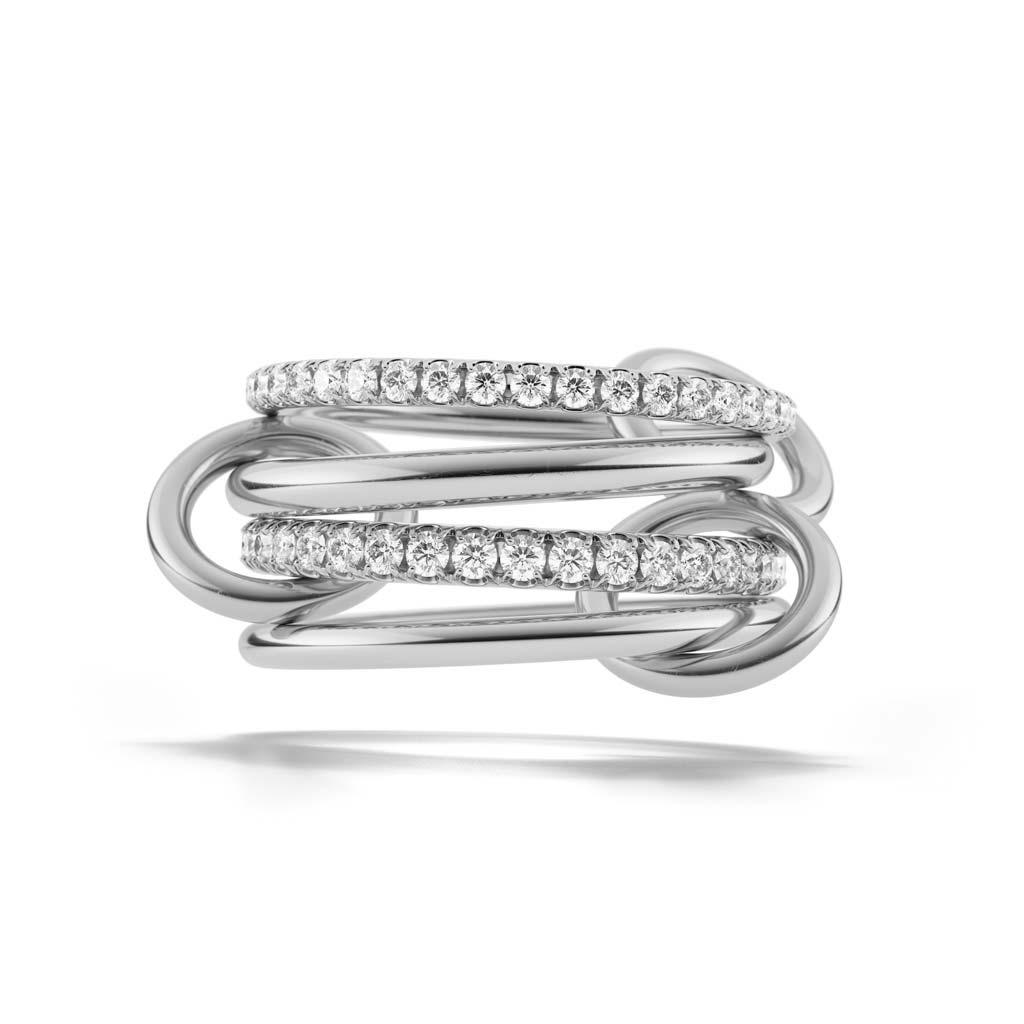 Polaris Diamond Ring