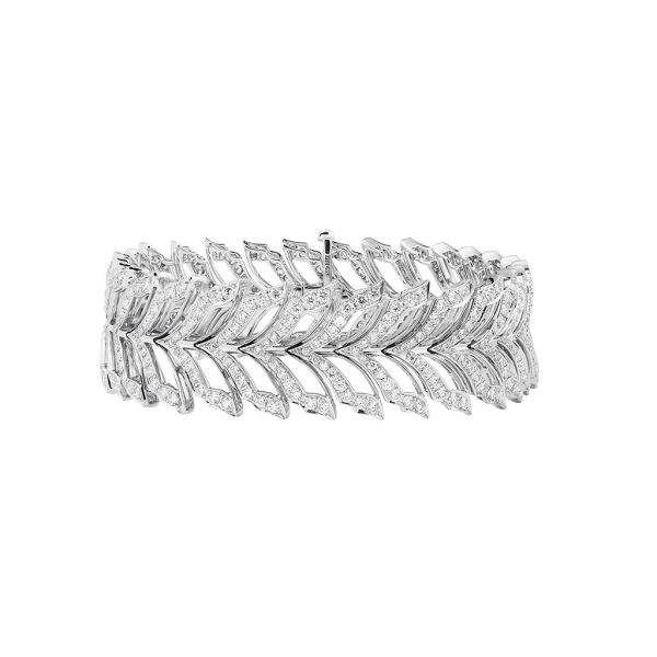 Magnipheasant Pave Bracelet
