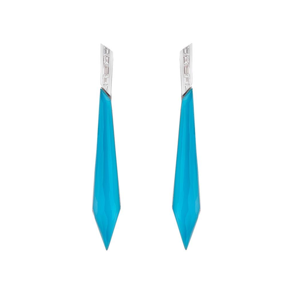 CH2 Stiletto Earrings