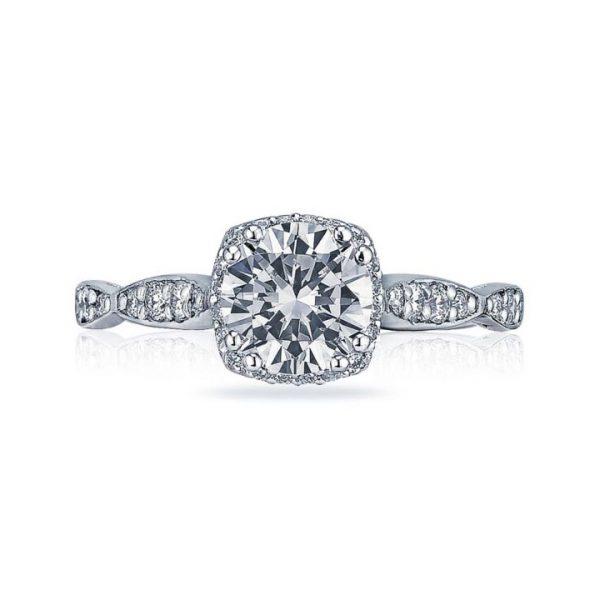 Dantela Diamond Solitaire Engagement Ring