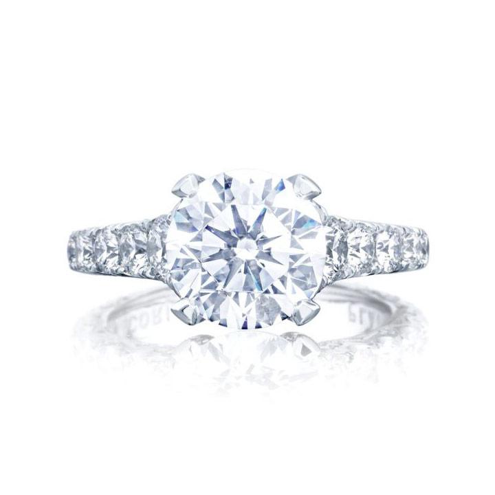 RoyalT Diamond Solitaire Engagement Ring