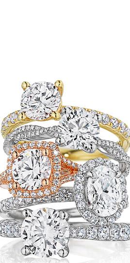 Shop Engagement & Wedding