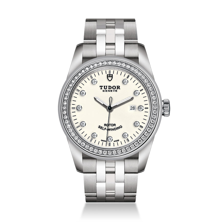 Glamour Date Watch