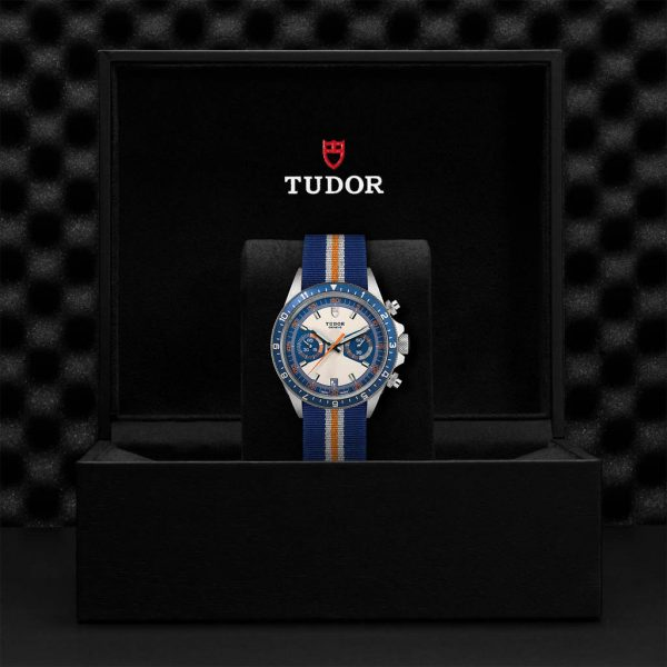 Chrono Blue 42mm Watch