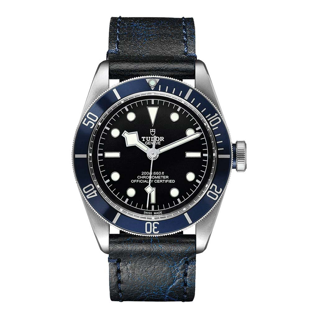 Black Bay Blue Watch