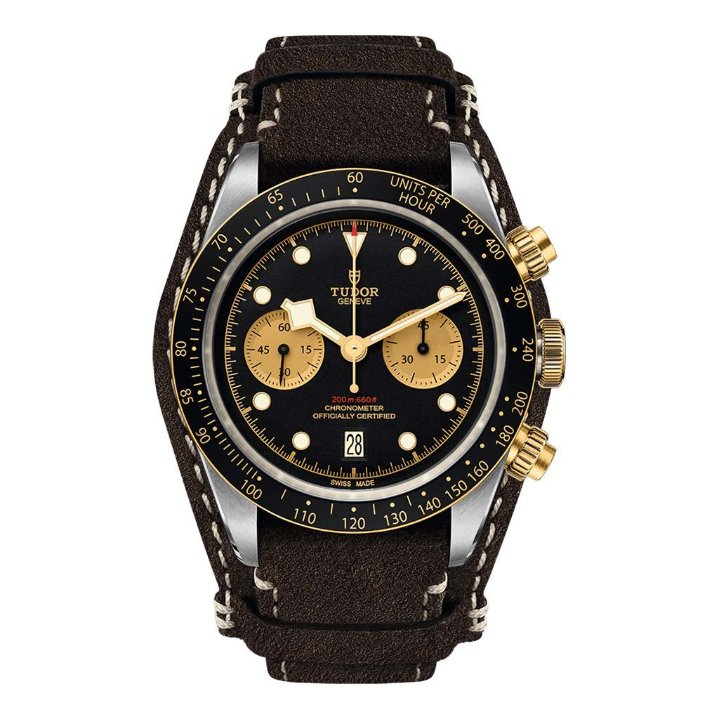 Black Bay Chrono S&G Watch