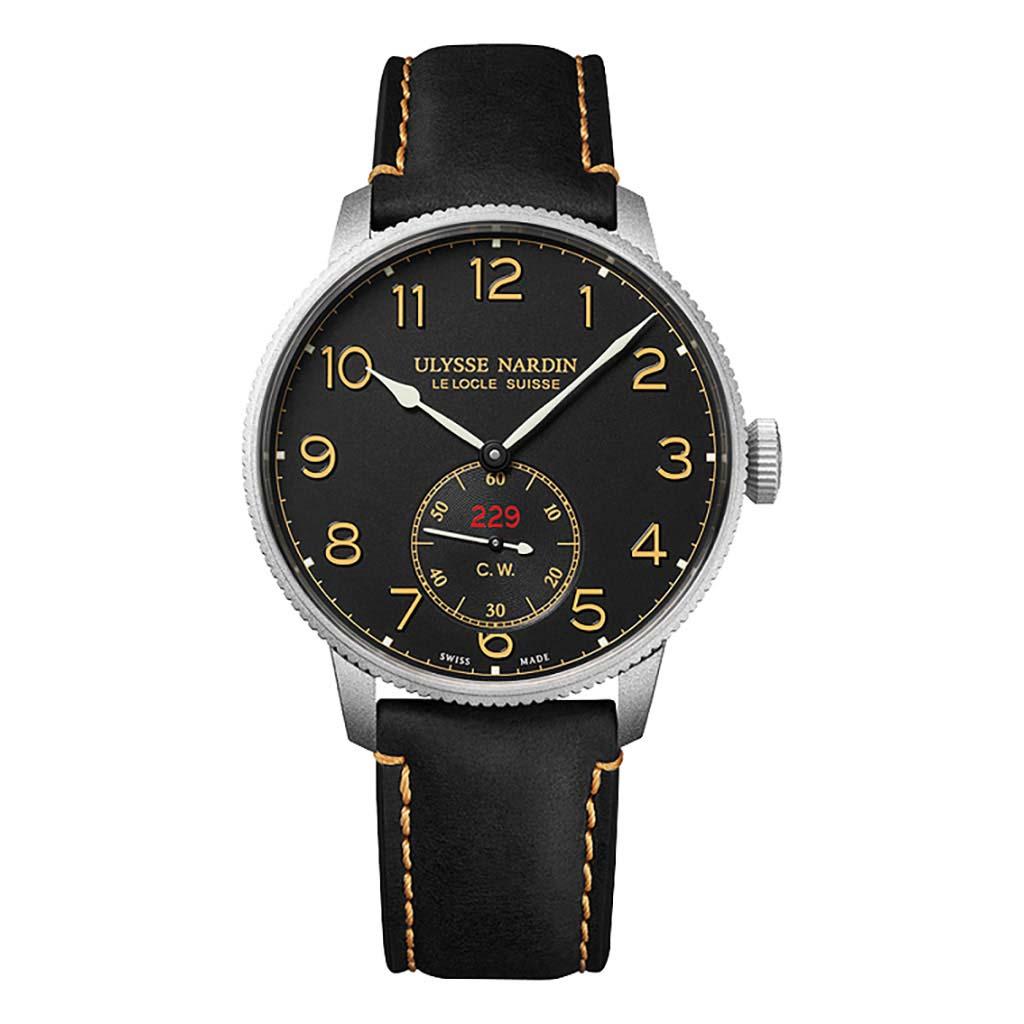 Marine Torpilleur Watch