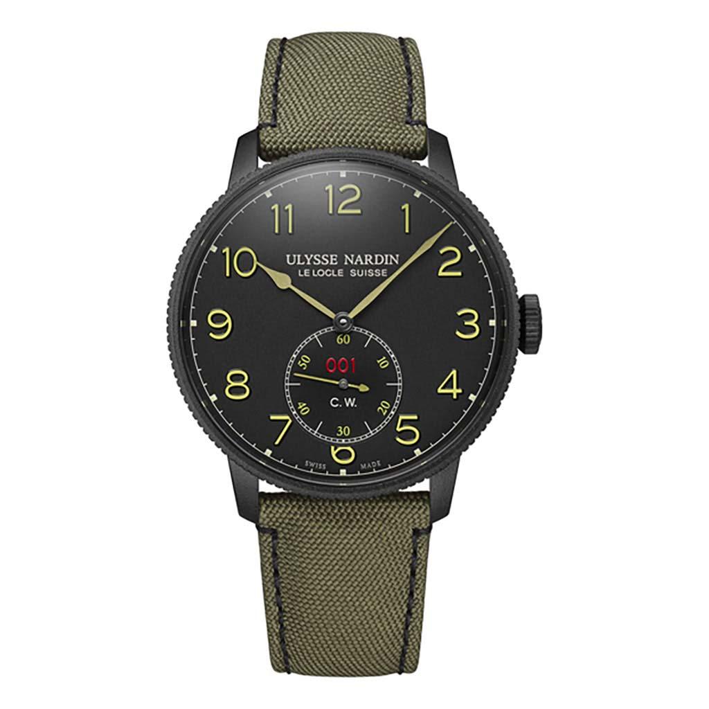 Marine Chronometer Torpilleur Limited Edition Watch