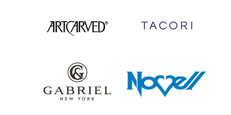 wedding bang event logos