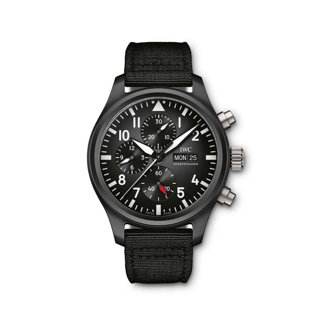 Pilots Watch Chronograph Top Gun Watch